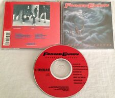 Forced Entry - Uncertain Future CD OOP COMBAT slayer voivod razor napalm tankard
