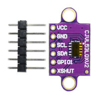 VL53L0X Time-of-Flight (ToF) Laser Ranging Sensor 940nm Laser Distance Module