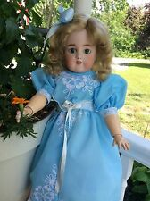 Simon Halbig 23 inch Antique bisque head doll