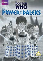 Doctor Who - The Power of the Daleks [DVD] [2016][Region 2]