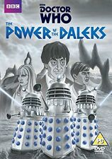 Doctor Who  The Power of the Daleks [DVD] [2016]