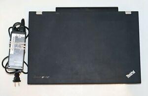 Lenovo ThinkPad T520 15.6 in.(i5,500GB, 2.50GHz,4GB, WIN.10 PROF, WIFI)Webcam