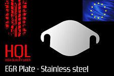 EGR VALVE BLANKING PLATE FORD MK7 TRANSIT 2.2 2.4 tdci Land Rover Citroen relay