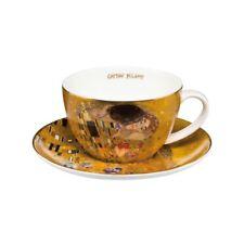 """GOEBEL ARTIS ORBIS Gustav Klimt Tasse à thé """" LE BAISER """" Tasse"""