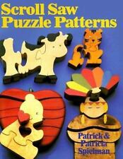 Scroll Saw Puzzle Patterns by Patrick Spielman and Patricia Spielman