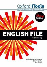 English File third edition Elementary. iTools, DVD, 9780194598606, ELT