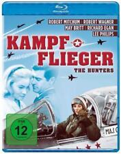 Kampfflieger Dick Powell 1958 The Hunters Robert Wagner Mitchum Blu-Ray Nuevo