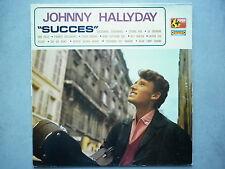 Johnny Hallyday 33Tours vinyle Succès (pochette non glacée)