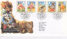 PICTORIAL POSTCARDS FIRST DAY COVER 12.4.1994     POST FREE UK