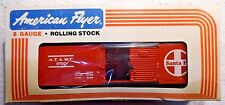 American Flyer Lines S Gauge 4-9700 Santa Fe Box Car.  1979 First Year.  New/OB