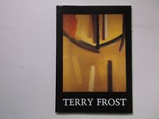 TERRY FROST ST IVES ARTIST PAINTER BELGRAVE GALLERY EXHIBITION CATALOGUE