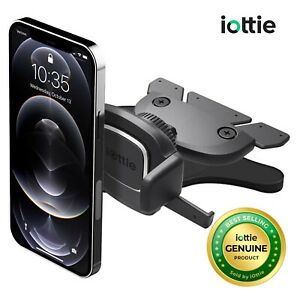 iOttie Easy One Touch 4 CD Slot Universal Smartphone Quick Locking Car Mount