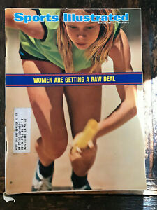 Sports Illustrated May 28, 1973 Women Are Getting Raw Deal Preakness Hank Aaron