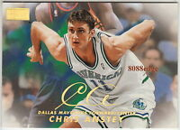 1998-99 SKYBOX BASE CARD: CHRIS ANSTEY #86 MAVERICKS/NBL TIGERS CHAMPION AUSSIE