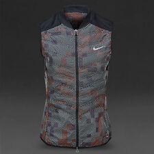 NWT Nike Women's Aeroloft Flash Vest Black Multi 689260-011 $280 size XS