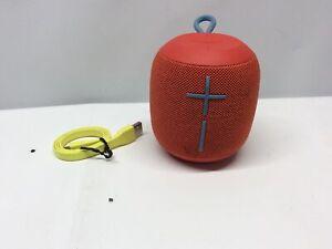 Ultimate Ears UE S-00163 Wonderboom Wireless Bluetooth Speaker In Orange
