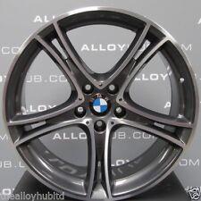 """Genuine BMW 3/4 Series 361 M Sport 20"""" pulgadas Gris Llantas De Aleación X4 F30/31/32/33"""
