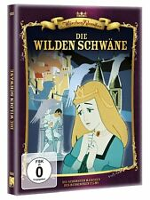 THE WILD SWANS russian Fairy tale Film Classics DIGITAL REVISED DVD new