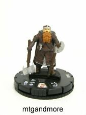 Heroclix Lord of the Rings - #022 Gimli-the Two Towers