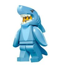 LEGO minifigure series Shark suit guy
