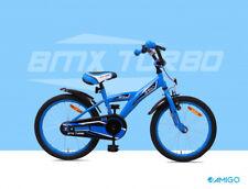 BMX Turbo 18 Zoll 25 cm Jungen Rücktrittbremse Kinder-Fahrrad Stützräder Bike...