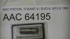Advanced Armament Piston Ti-RANT 9 or Evolution 9 - M13x1RH - 103246 - 64195