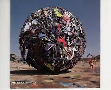 CD ANTHRAXstomp 442 - expanded editionEX- US 2001  (B3925)