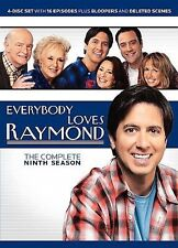 Everybody Loves Raymond - The Complete Ninth Season (DVD, 2007, 4-Disc Set)