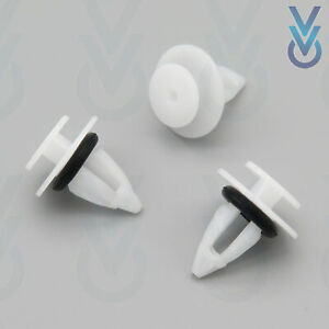 10x VVO® Rear Spoiler Fasteners for some BMW Vehicles