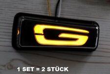 Pagine LED LAMPEGGIATORE FRECCE G Style per Mercedes w463 con luce di parcheggio