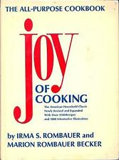 The Joy of Cooking by Marion Rombauer Becker; Irma S. Rombauer