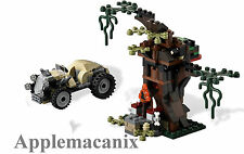 NEW LEGO Monster Fighters 9463 The Werewolf Set w/ manual - *NO MINIFIGURES*