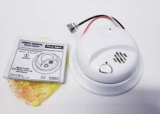 BRK First Alert Hardwired Smoke Alarm w/ Battery Backup-9120BFF-UN2911