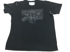 Vintage TAPOUT T Shirt Embroidered Logo MMA Men's Size XXL