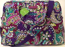 Vera Bradley HEATHER WEEKENDER Bag Luggage Large Travel Duffel NWT