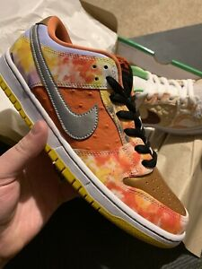 "Nike SB Dunk Low QS ""Street Hawker"" Size Men's 10.5"