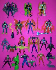Lot of 14 Batman Beyond Action Figures (1999 Hasbro)