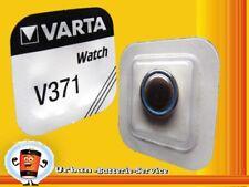 1x Varta V371 SR920SW sr920 SR69 1,55v OXYDE D'argent célula de botón Relojes