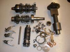 Suzuki GS450 GS 450 #2412 Transmission & Misc. Gears / Shift Drum & Forks