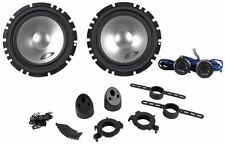 "NEW Alpine (2) 6.5"" Component Speakers.Pair.woofers.w/Tweeters.shallow mount.4om"