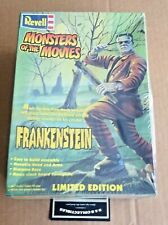 """REVELL MONSTERS OF THE MOVIES 1;12 LIMITED EDITION """"FRANKENSTEIN"""" MODEL KIT NEW"""