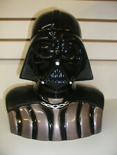STAR WARS CARDS INC DARTH VADER CERAMIC COLLECTORS EDITION COOKIE JAR MIB
