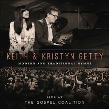 KEITH & KRISTYN GETTY - LIVE AT THE GOSPEL COALITION NEW CD