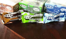 Military Energy Gum Mixed 3-Pack 100mg Caffeine chewing gum prepper drink ration