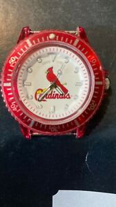 st.louis cardinals game time water resistant watch