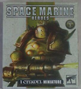 Warhammer 40k Space Marine Heroes Series 3 Death Guard Chaos Marines