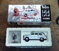 Corgi Classics THE BEATLES Newspaper Taxi & Figure SET 58003 1997