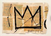 Basquiat Print - Basquiat Poster - Jean Michel Basquiat