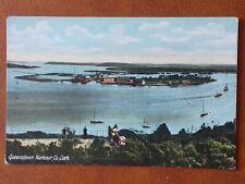 Postcard - Co. Cork, Queenstown Harbour (P191077)