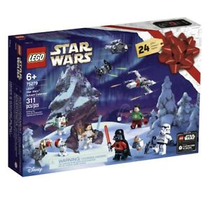 LEGO Star Wars Advent Calendar (75279) 311 PCS Brand New/Factory Sealed HTF/Rare